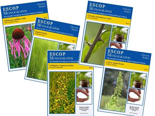 ESCOP-Monographs